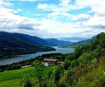 Cesta svatého Olafa - Norsko