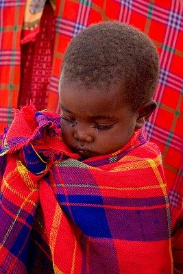 Maasai kid foto www.martinasvobodova.cz (nahrál: Martina Svobodova)