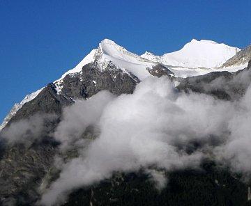 Švýcarsko, Wallis - Grächen, Zermatt, Gornergrat