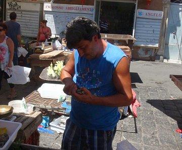 Sicílie 2014 - den patnáctý - Catania, Acireale + karneval
