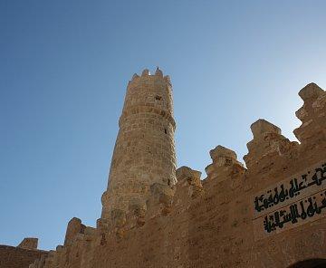 Tunis ,pár hodín v Monastir