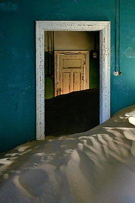 Kolmanskoop - město duchů (nahrál: Martina Svobodova)