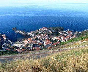 Madeira 2010 - jih a západ ostrova