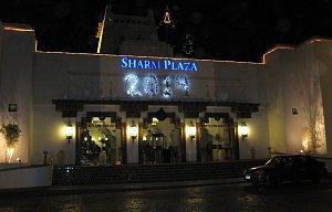 Sharm Resort nad vodou