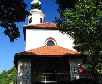 Slovinsko - 18. 6. 2012 - Velika Planina