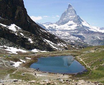 Švýcarsko - Alpy
