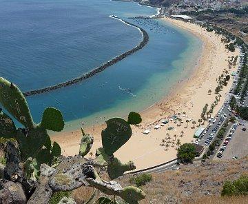 Kanárské ostrovy Tenerife 22.6.2011-16.7.2011