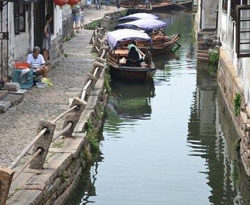 Zhouzhuang - Benátky Číny
