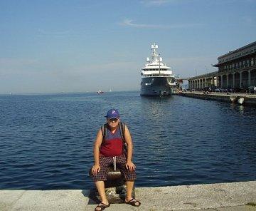 Itálie - Terst