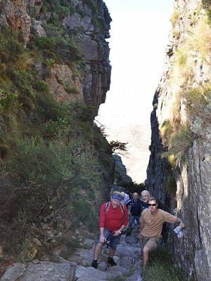 Kapské Město, Krůgrův národní park