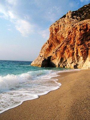 Lefkáda - Agios Nikitas