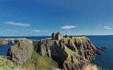 Dunnottar: Král skotských hradů