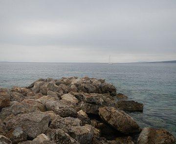 Chorvatsko ostrov Krk (duben 2014)