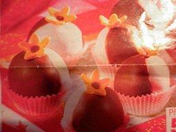 Něžné čokoládové kuličky