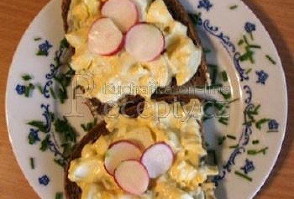 Vaječná pomazánka photo-0
