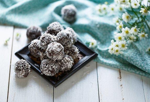 Kokosové kuličky photo-0
