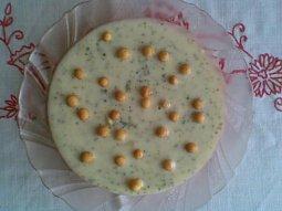 Brokolicová krémová polévka II.