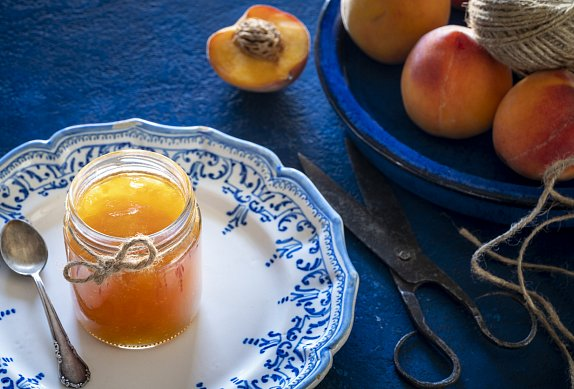 Jogurtové šátečky s marmeládou Theodor
