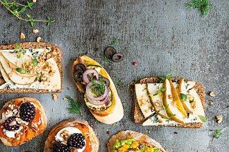 Recept na chlebíčky – postup přípravy, suroviny a více variant receptu