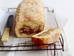 Jablečný chlebík