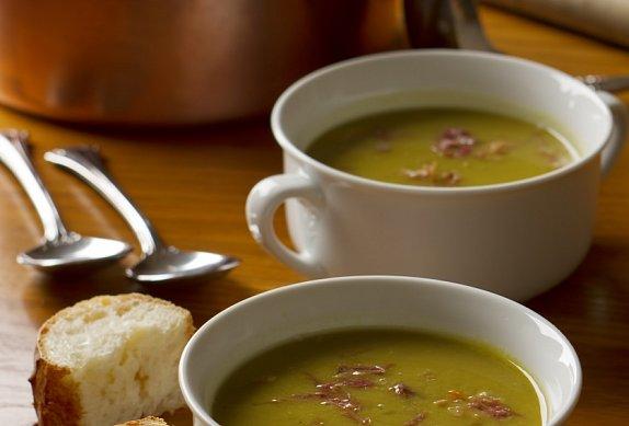 Hrachová polévka photo-0