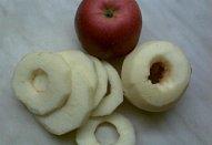 Lívanečky s jablíčkem - bez vajec