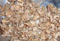 Houbové šišky (placičky) - bylinkové