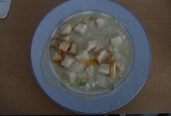 Kedlubnová polévka V.