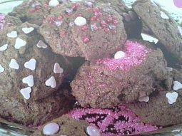 Kouzelné kakaové sušenky