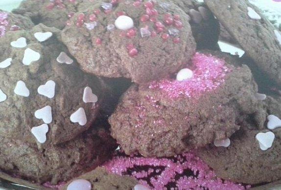 Kouzelné kakaové sušenky photo-0