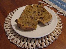 Dýňový koláč (Pan di zucca)