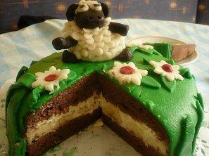 Čokoládový dort ze 150 g