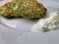 Karbanátky z brokolice