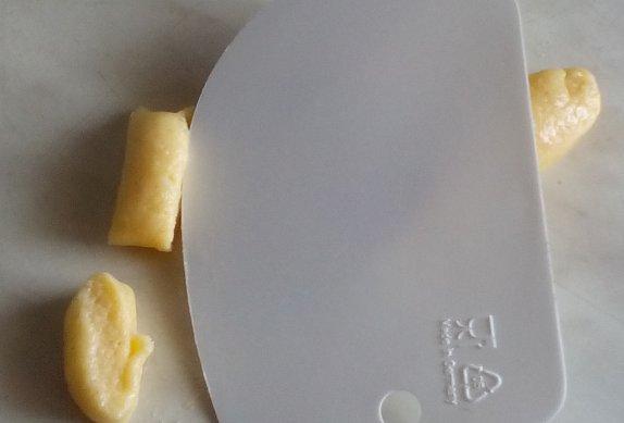 Sýrové nočky do polévky nebo jako příloha