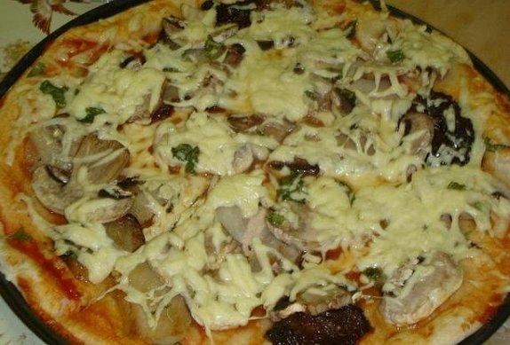 Těsto na italskou pizzu