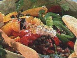 Paprikový salát