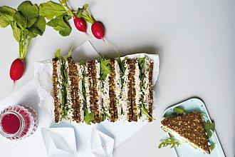 Recept na sendviče – postup přípravy, suroviny a více variant receptu