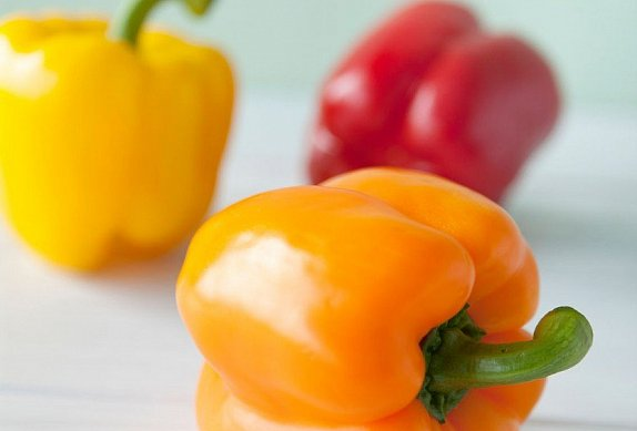 Ceviche v rajčatové omáčce