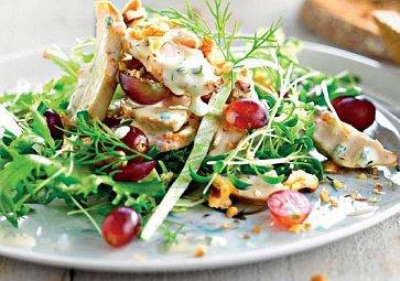 Odlehčený jídelníček: 7 zdravých salátů na celý týden