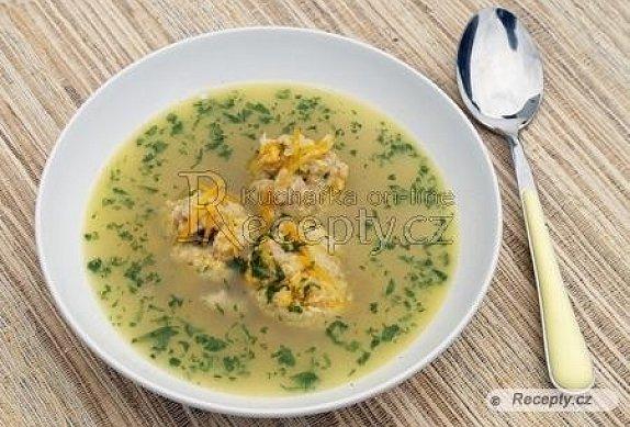 Rybí polévka s knedlíčky photo-0