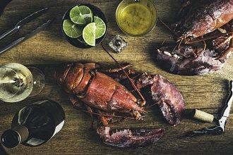 Recepty z krabího masa, langusty či humra – postup přípravy, suroviny a více variant receptu