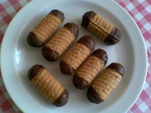 Doutníčky - ořechové