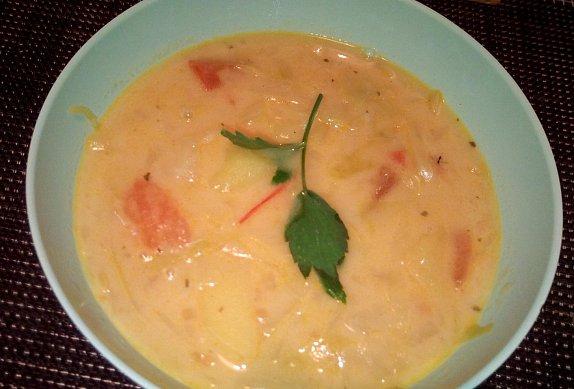 Levná a rychlá luxusní polévka bez masa i pro masožrouty