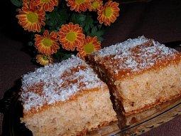 Buchta (koláč) z přesnídávek - jednoduchá a vláčná