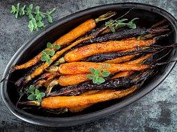 Grilovaná kořenová zelenina