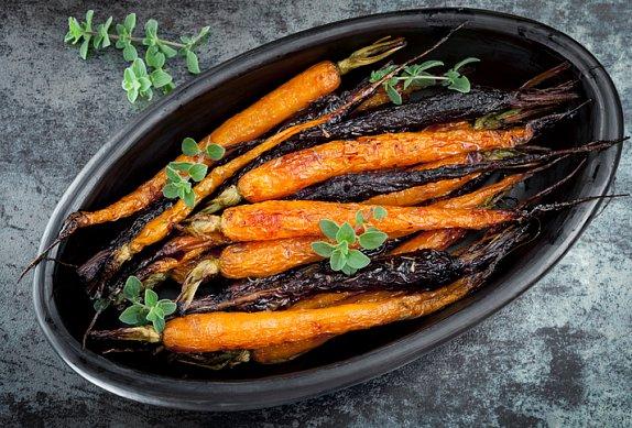 Grilovaná kořenová zelenina photo-0