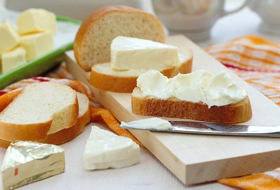 Sýrová pomazánka podle ČSN