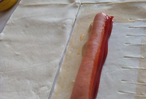 Hot-dog taštičky