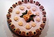 Ořechový dort mojí babičky