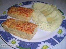 Sýrový nákyp II.